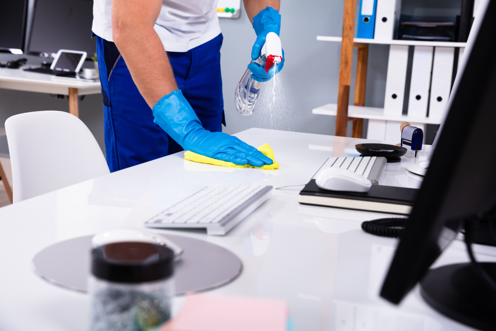 Top 4 Benefits of Hiring Office Cleaning Services - Alliance ...